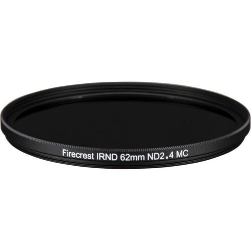Formatt Hitech 62mm Firecrest ND 2.4 Filter (8-Stop)