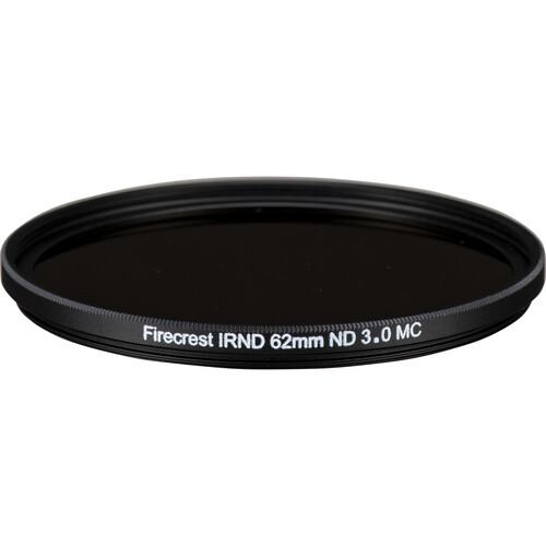 Formatt Hitech 62mm Firecrest ND 3.0 Filter (10-Stop)