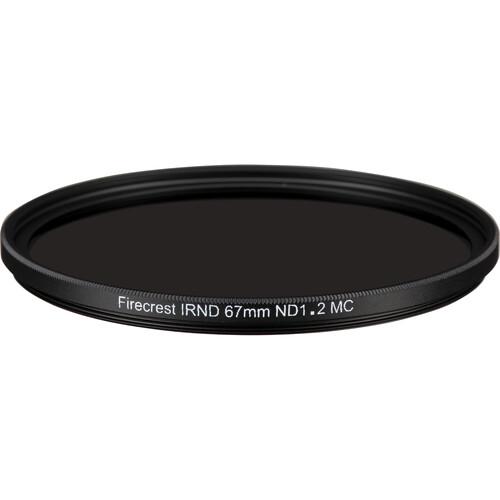 Formatt Hitech 67mm Firecrest ND 1.2 Filter (4-Stop)