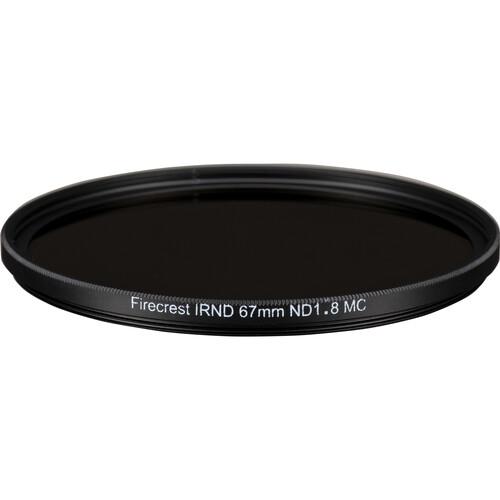 Formatt Hitech 67mm Firecrest ND 1.8 Filter (6-Stop)