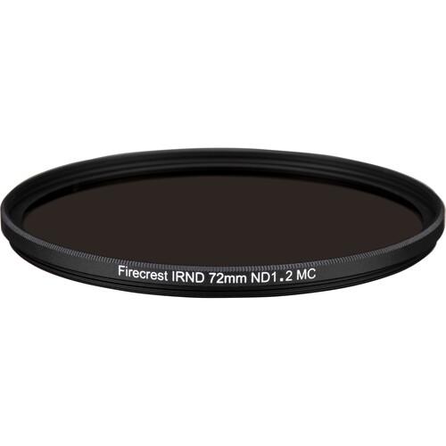 Formatt Hitech 72mm Firecrest ND 1.2 Filter (4-Stop)