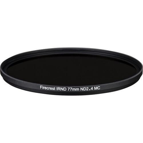 Formatt Hitech 77mm Firecrest ND 2.4 Filter (8-Stop)