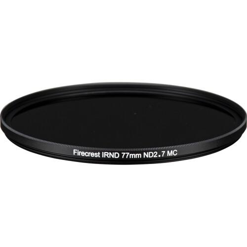 Formatt Hitech 77mm Firecrest ND 2.7 Filter (9-Stop)