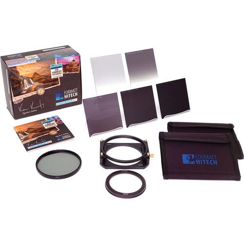 Formatt Hitech 100mm Firecrest Ken Kaminesky Signature Edition Master Filter Kit (for 62mm Thread)