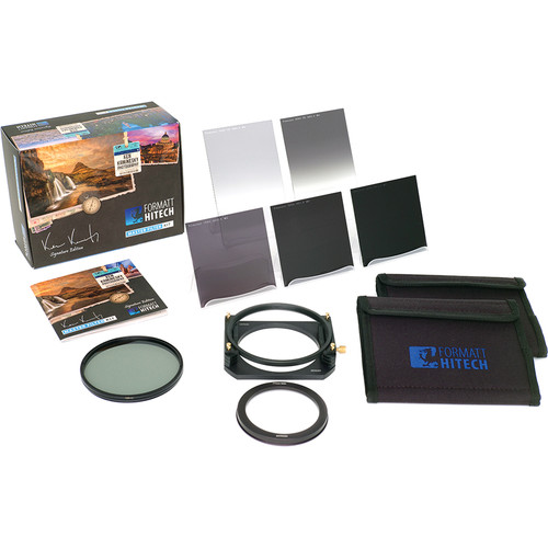Formatt Hitech 85mm Firecrest Ken Kaminesky Signature Edition Master Filter Kit (for 58mm Thread)