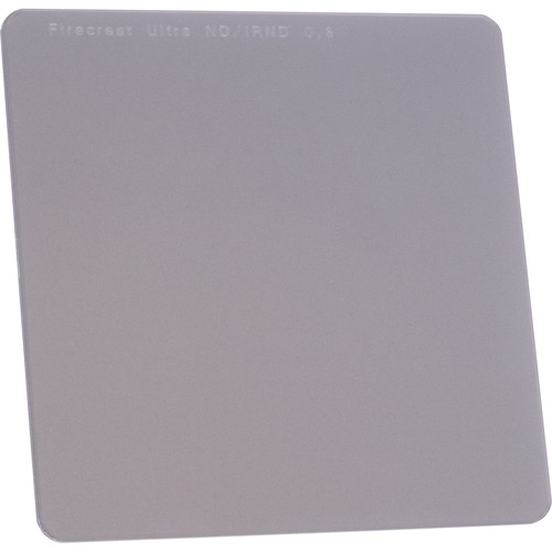 Formatt Hitech 100 x 100mm Firecrest Ultra ND 0.6 Filter (2-Stop)