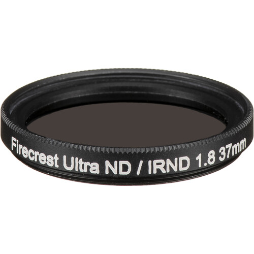 Formatt Hitech 37mm Firecrest Ultra ND 1.8 Filter (6-Stop)