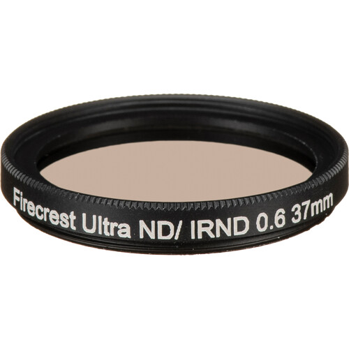 Formatt Hitech 37mm Firecrest Ultra Neutral Density 0.6 Filter