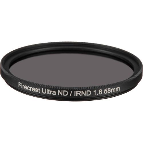 Formatt Hitech 58mm Firecrest Ultra ND 1.8 Filter (6-Stop)