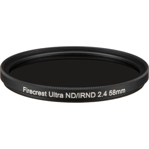 Formatt Hitech 58mm Firecrest Ultra ND 2.4 Filter (8-Stop)