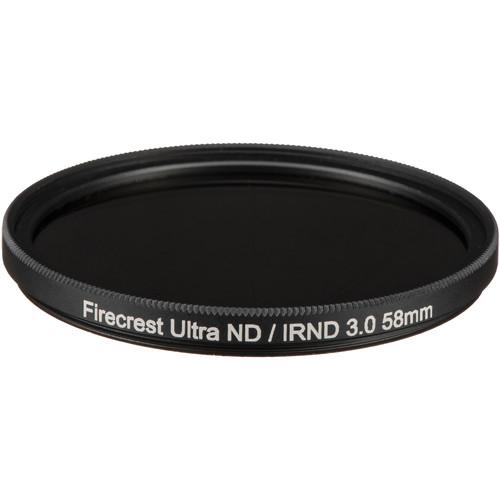 Formatt Hitech 58mm Firecrest Ultra ND 3.0 Filter (10-Stop)