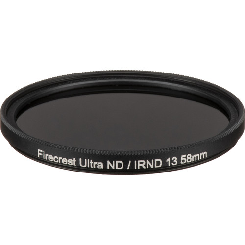 Formatt Hitech 58mm Firecrest Ultra ND 3.9 Filter (13-Stop)