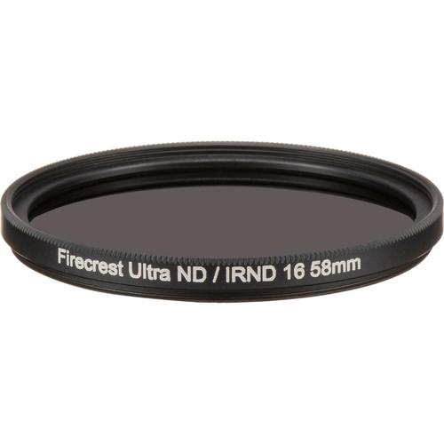 Formatt Hitech 58mm Firecrest Ultra ND 4.8 Filter (16-Stop)