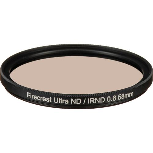 Formatt Hitech 58mm Firecrest Ultra ND 0.6 Filter (2-Stop)