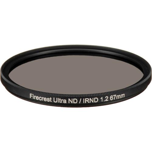 Formatt Hitech 67mm Firecrest Ultra ND 1.2 Filter (4-Stop)
