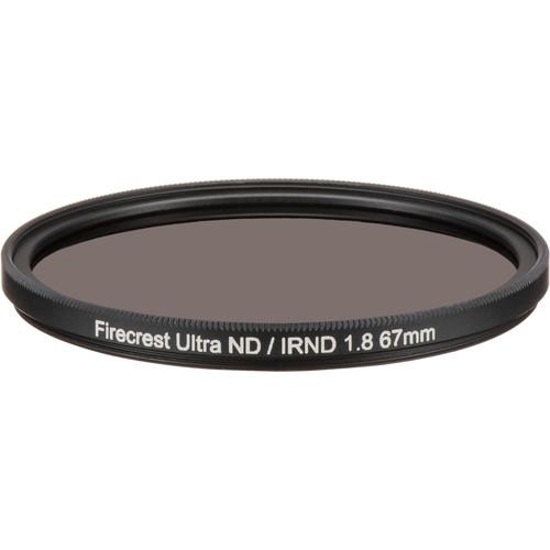 Formatt Hitech 67mm Firecrest Ultra ND 1.8 Filter (6-Stop)