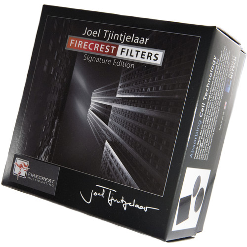 Formatt Hitech 100mm Firecrest Ultra Joel Tjintjelaar Signature Edition Long Exposure Filter Kit #2