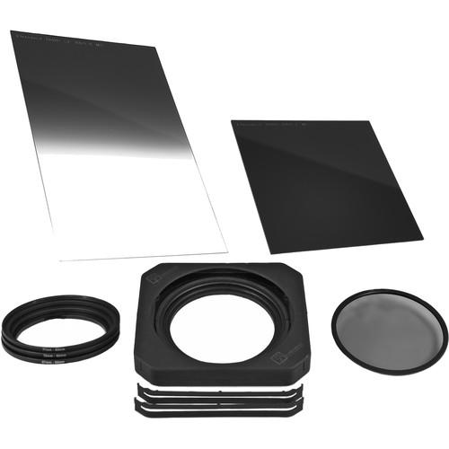 Formatt Hitech 100mm Firecrest Ultra Patrick Di Fruscia Signature Edition Pro Essentials Filter Kit