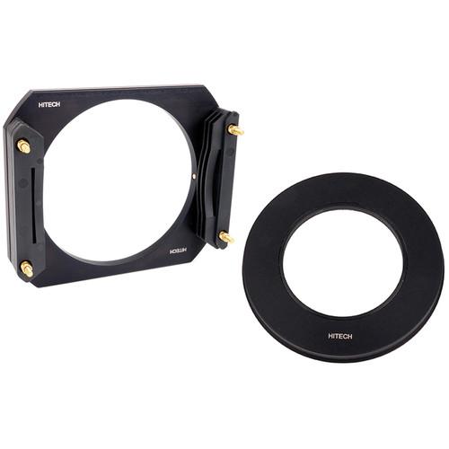 Formatt Hitech 100mm Aluminum Modular Filter Holder Kit with 58mm Adapter Ring