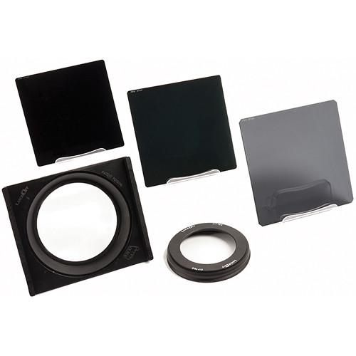 "Formatt Hitech 6.5 x 6.5"" ProStop IRND Long Exposure Kit Joel Tjintjelaar Signature Edition for Zeiss 15mm f/2.8 Lens"