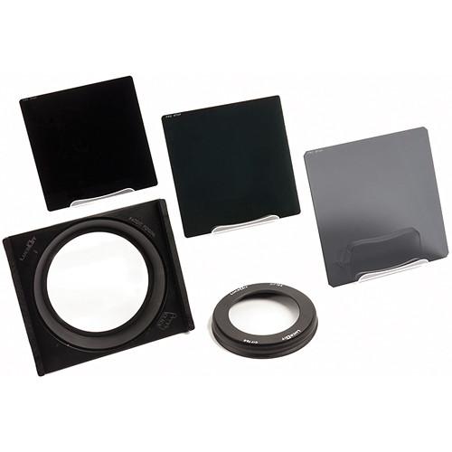 "Formatt Hitech 6.5 x 6.5"" ProStop IRND Long Exposure Kit Joel Tjintjelaar Signature Edition for 82mm Threaded Lenses"