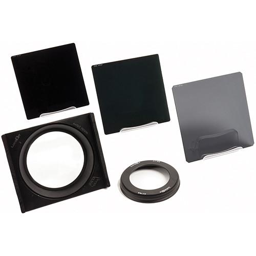 Formatt Hitech 165 x 165mm ProStop IRND Joel Tjintjelaar Signature Edition Long Exposure Kit #1 for Mamiya Schneider Kreuznach 28mm f/4.5 Lens