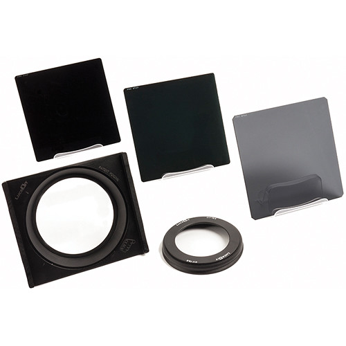 Formatt Hitech 165 x 165mm ProStop IRND Joel Tjintjelaar Signature Edition Long Exposure Kit #1 for Pentax 25mm f/4 Lens