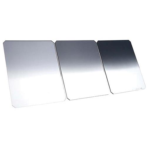 Formatt Hitech 165 x 200mm Resin Soft Edge Graduated Neutral Density 3-Filter Kit