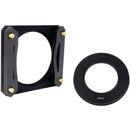 Formatt Hitech 67mm Aluminum Modular Filter Holder Kit with 39mm Adapter Ring