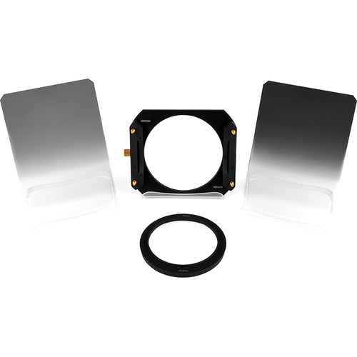 Formatt Hitech 67 x 85mm Soft-Edge Graduated ND Filter Starter Kit with 44mm Adapter Ring
