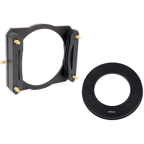 Formatt Hitech 85mm Aluminum Modular Filter Holder Kit with 52mm Adapter Ring