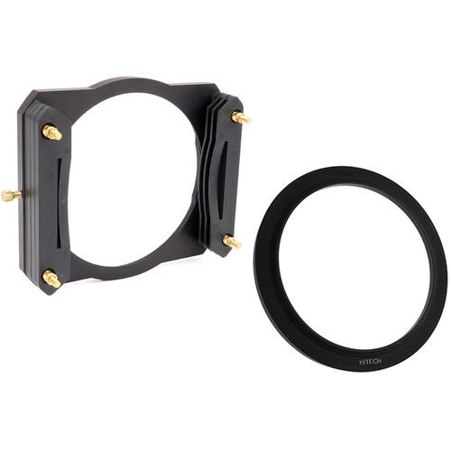 Formatt Hitech 85mm Aluminum Modular Filter Holder Kit with 62mm Adapter Ring