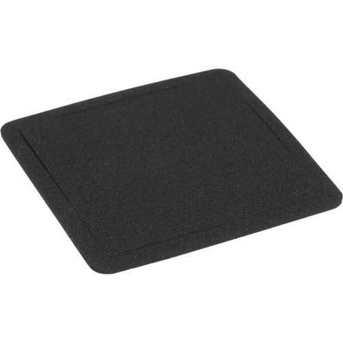Formatt Hitech Self-Adhesive Foam Pre-Cut Square Gasket for 85x85mm Filters (3-Pack)