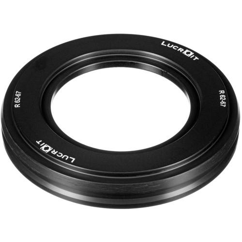 Formatt Hitech 62-67mm Step Adaptor Ring for 100mm Lucroit Filter Holder