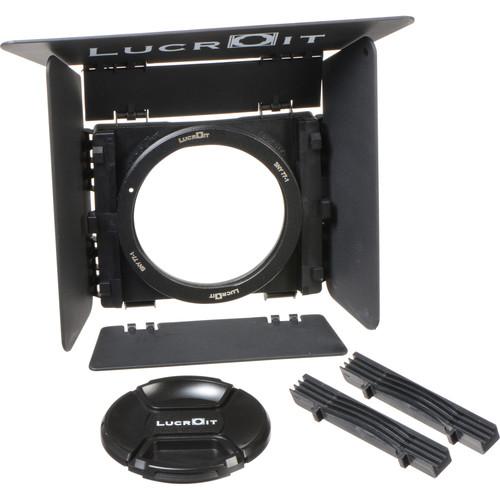Formatt Hitech Lucroit 100mm Filter Holder Kit for Sony Vario-Tessar T FE 16-35mm f/4 ZA (E Mount)