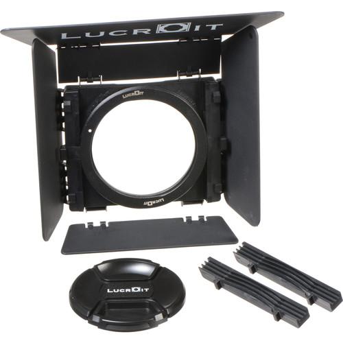Formatt Hitech Lucroit 100mm Filter Holder Kit with Zeiss Touit 12mm f/2.8 (Sony E-mount) Lens Adapter Ring