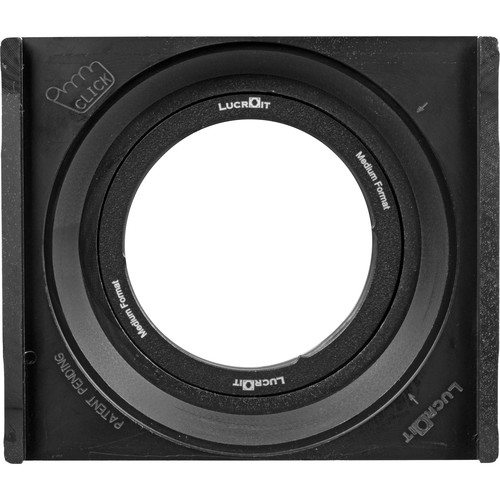 Formatt Hitech Lucroit Wide Angle Filter Holder Adapter Ring for Mamiya Schneider Kreuznach 28mm LS f/4.5 Aspherical Lens