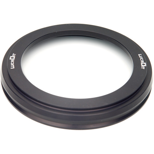 Formatt Hitech Samyang 8mm f/3.5 IF MC Aspherical Fish-eye CSII Adapter Ring with Removable Hood for 165mm Lucroit Pro Holder