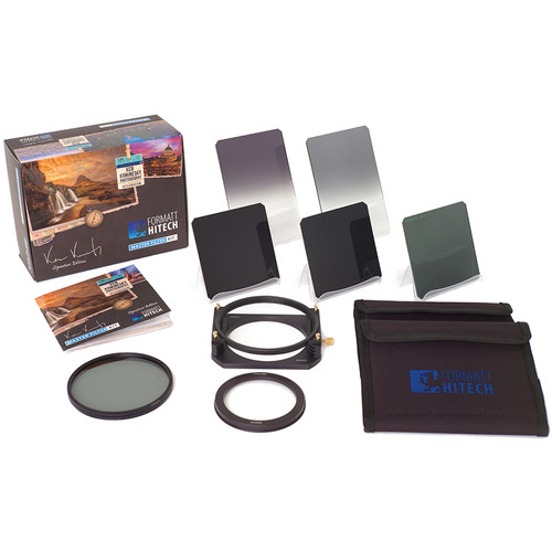 Formatt Hitech 85mm Ken Kaminesky Signature Edition Master Filter Kit (for 49mm Thread)