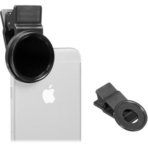 Formatt Hitech Universal Smartphone Camera Solar/Solar Eclipse Filter Kit