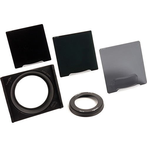 Formatt Hitech 165 x 165mm ProStop IRND Joel Tjintjelaar Signature Edition Long Exposure Kit #1 for Canon 14mm f/2.8L II Lens