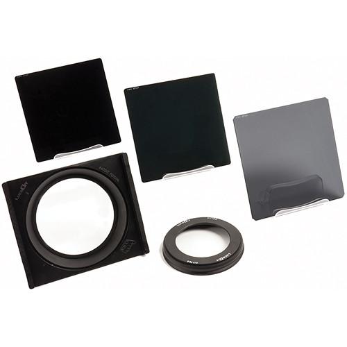 Formatt Hitech 165 x 165mm ProStop IRND Joel Tjintjelaar Signature Edition Long Exposure Kit #1 for Hasselblad 95mm-Diameter H-Series Lenses