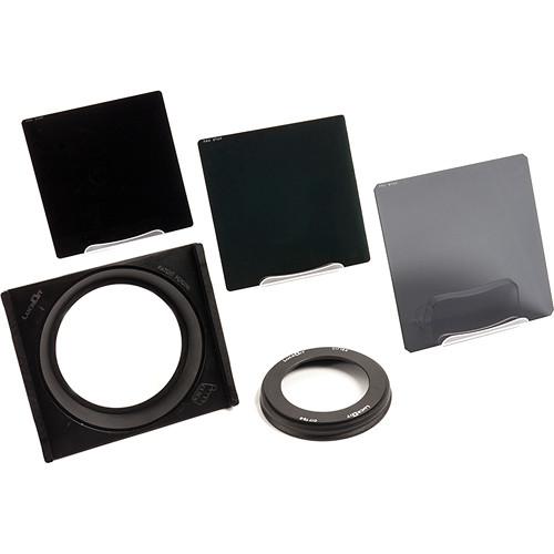 Formatt Hitech 165 x 165mm ProStop IRND Joel Tjintjelaar Signature Edition Long Exposure Kit #1 for Sigma 12-24 f/4.5-5.6 Lens