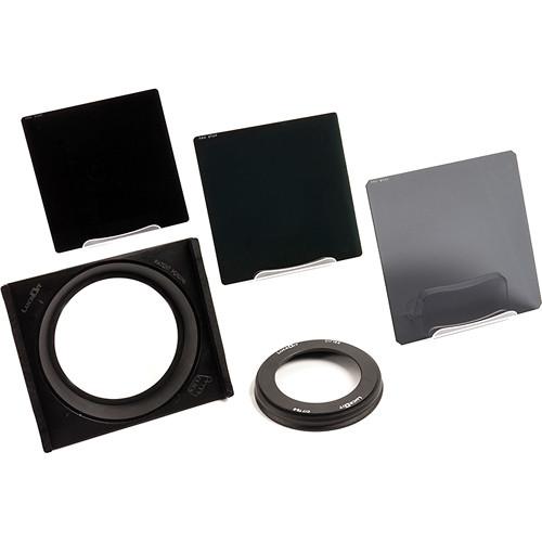 Formatt Hitech 165 x 165mm ProStop IRND Joel Tjintjelaar Signature Edition Long Exposure Kit #1 for Sigma 8-16mm f/4.5-5.6 Lens