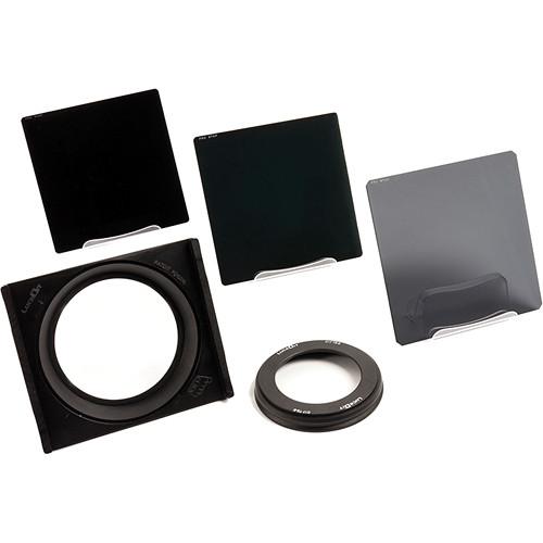 Formatt Hitech 165 x 165mm ProStop IRND Joel Tjintjelaar Signature Edition Long Exposure Kit #1 for Samyang/Rokinon 8mm f/3.5 Lens