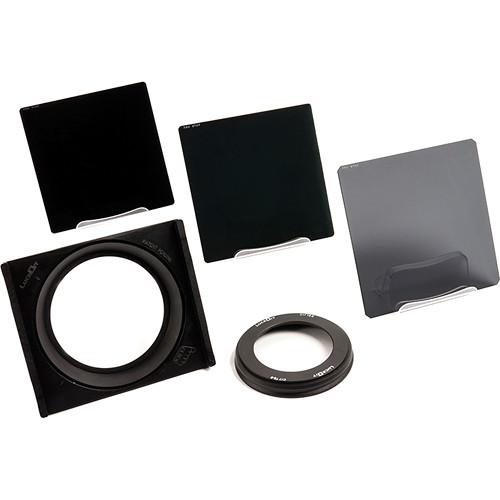 Formatt Hitech 165 x 165mm ProStop IRND Joel Tjintjelaar Signature Edition Long Exposure Kit #1 for Tokina 16-28mm f/2.8 Lens