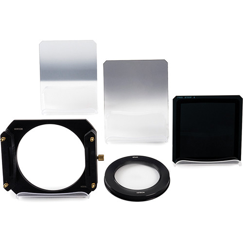 Formatt Hitech 100mm Colby Brown Signature Edition Landscape Filter Kit for 58mm Lens