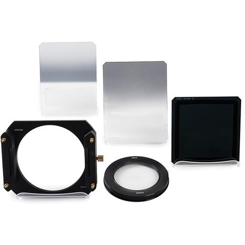 Formatt Hitech 67mm Colby Brown Signature Edition Landscape Filter Kit for 39mm Lens