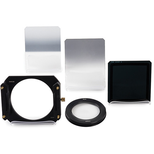 Formatt Hitech 67mm Colby Brown Signature Edition Landscape Filter Kit for 52mm Lens