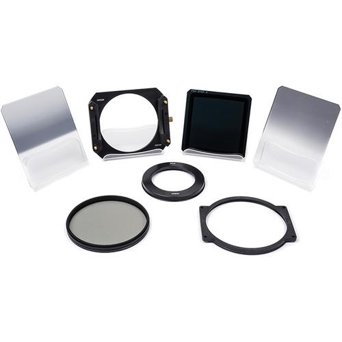 Formatt Hitech 100mm Colby Brown Signature Edition Premier Landscape Filter Kit for 49mm Lens